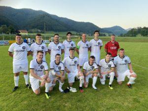 3. Vorbereitungsspiel: SV Gaflenz – SV Sierning 0:4 (0:3)