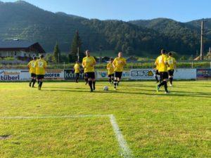 SV GAFLENZ : FCU STRENGBERG 0:3 (0:1)