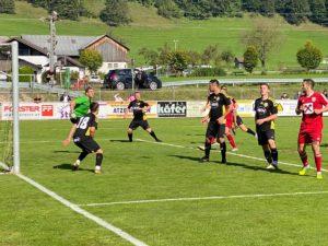 SVG : FC Göstling/Ybbs  2:2 (1:1)