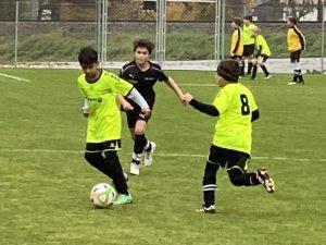 U12 SVG Forster Kids – Gottsdorf  1:1