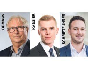 Der neue Vorstand