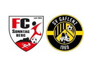 FC Sonntagberg – SV Gaflenz 5:1 (4:0)
