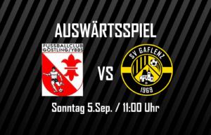 FC Göstling/Ybbs – SVG  4:0 (1:0)