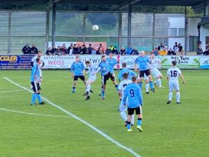 SVG – FC Hollenstein  1:1 (0:1)